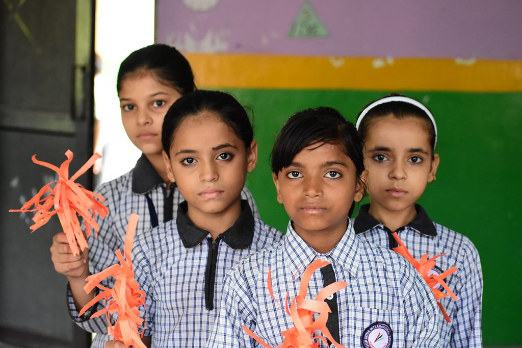 Our India International School, Kandla